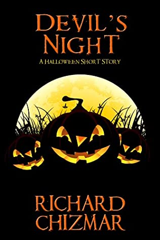 book cover of Devil\'s Night