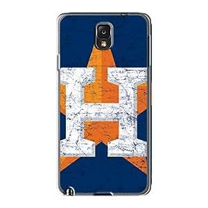 Samsung Galaxy Note 3 TNk1266Segu Allow Personal Design HD Houston Astros Series High Quality Hard Cell-phone Case -AshleySimms