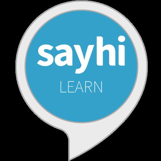 SayHi Language Learning (Translate French To English)