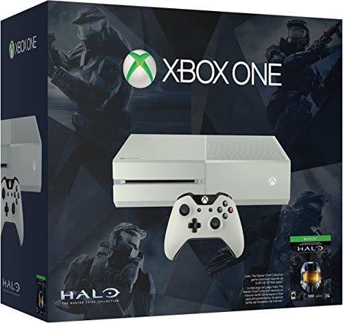 Microsoft Una edición especial de Xbox Halo: El Jefe Maestro Colección de 500 GB Bundle: Amazon.es: Videojuegos
