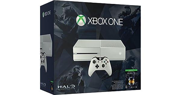 Microsoft Una edición especial de Xbox Halo: El Jefe Maestro ...