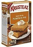 Krusteaz Pumpkin Pie Bar Supreme Mix, 17.25-Ounce Boxes (Pack of 12)