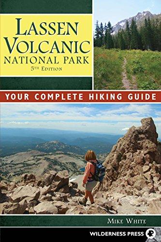 amazon com lassen volcanic national park your complete hiking rh amazon com Maui Volcano Hilo Volcano