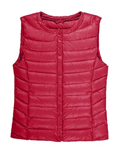 Ladies Red Flame Jacket - 7