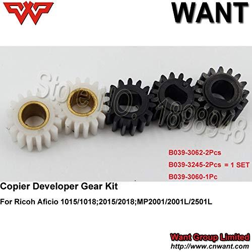 Yoton Copier Developer Gear kit MP2001 MP2001L MP250L for Yoton aficio MP2001/2001L/2501L B039-3062;B039-3060;B039-3245 Developer Gear
