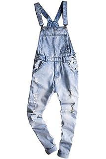 9c845f91c9e3 Amazon.com  WallFlower Women s Juniors Denim Overalls  Clothing