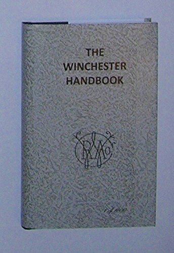 The Winchester Handbook by Brand: Art Reference House/David Madis/Edwards Brothers