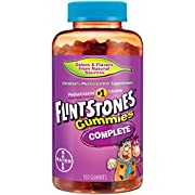 Flintstones Children's Complete Multivitamin Gummies, 180 Count