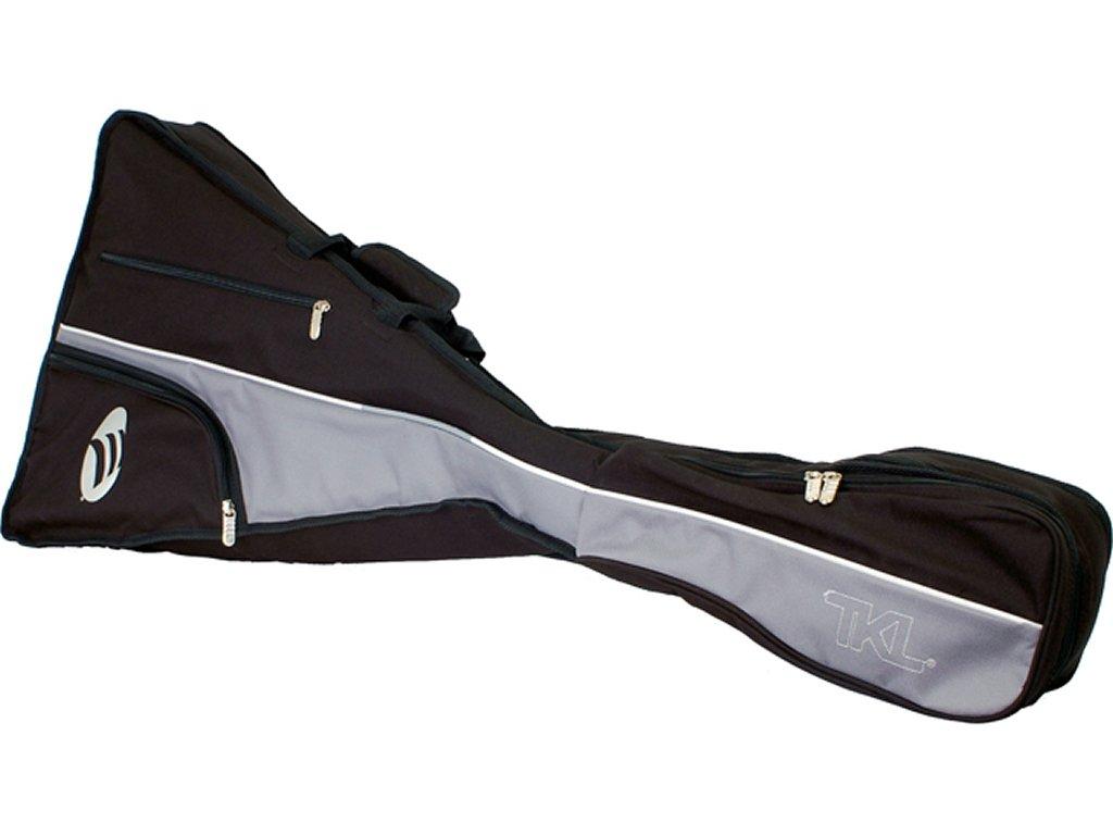 豪奢な TKL TKL4733 Black Deluxe Belt V-Style フライングV用ギグバッグ TKL4733 Deluxe V-Style B000EEHGRW, ノモザキチョウ:433dc889 --- martinemoeykens-com.access.secure-ssl-servers.info