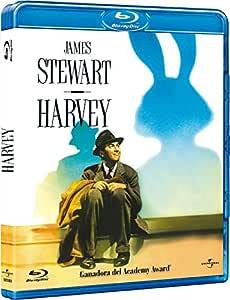 El Invisible Harvey [Blu-ray]: Amazon.es: James Stewart