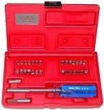 Qualtool Premium 2100 The Security Bit Kit, 31-Piece