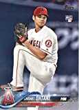 2018 Topps Series 2#700 Shohei Ohtani Los Angeles Angels Rookie Baseball Card - GOTBASEBALLCARDS