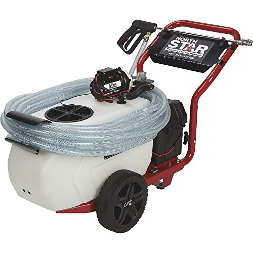 Northstar Soft Wash Disinfectant Sanitation System with 4.0 GPM Bleach Pump Pressure Washer