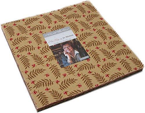 New Hope by Jo Morton Layer Cake 42 10-inch Squares Moda Fabrics 38030LC ()