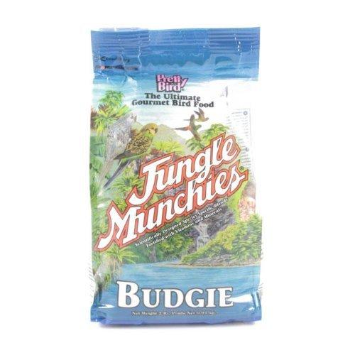 Jungle Munchies Budgie Seed 910G (Pretty Bird Jungle)