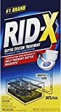 Rid-X Professional Septic System Treatment 9.8 oz (9 Pack)