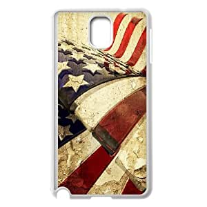 British flag Samsung Galaxy Note 3 Cell Phone Case White I3639528 by ruishername