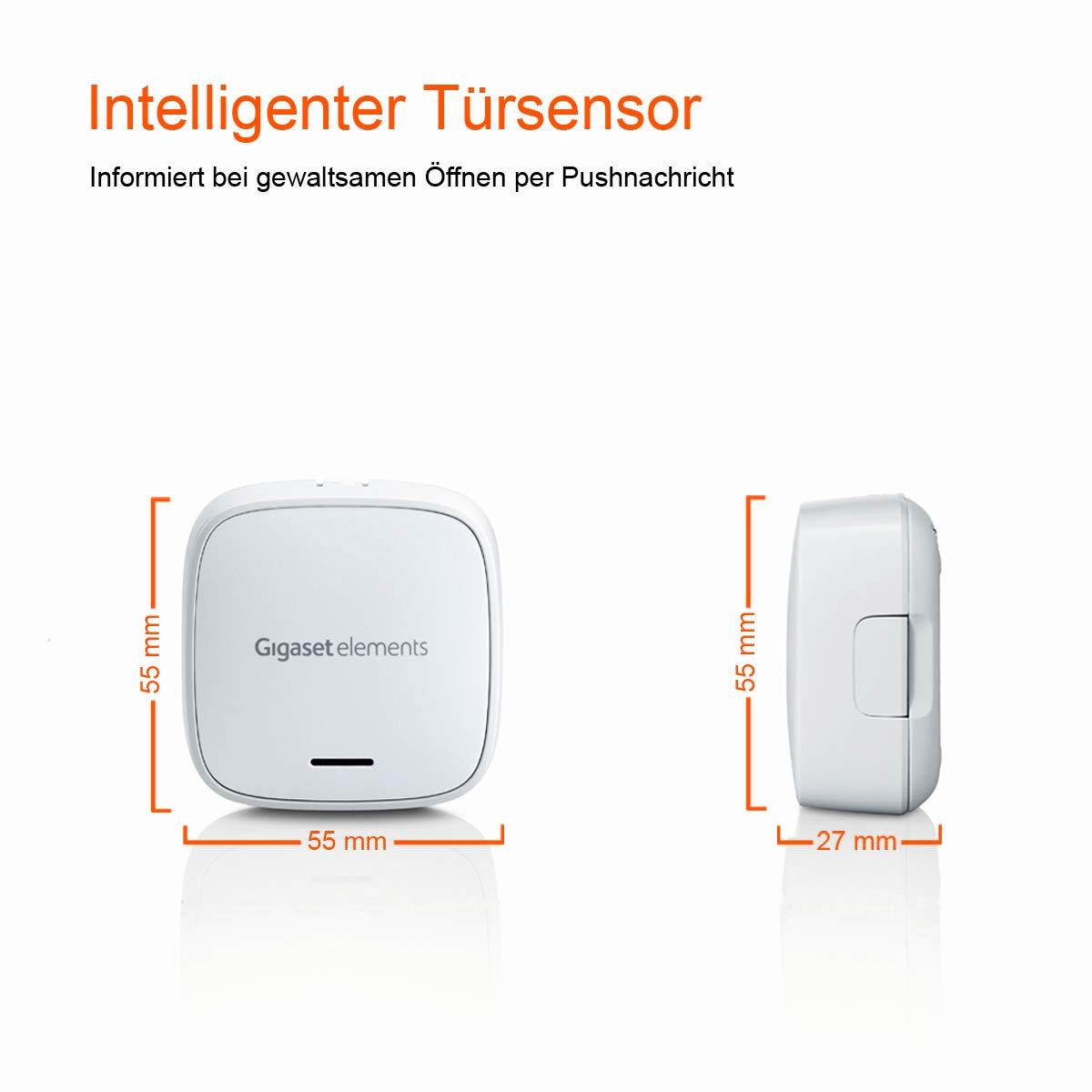 Capteur dHumidit/é Connect/é Gigaset Elements Water