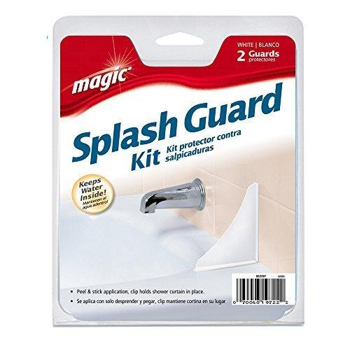 Magic Shower/Tub Splash Guard Kit by Weiman