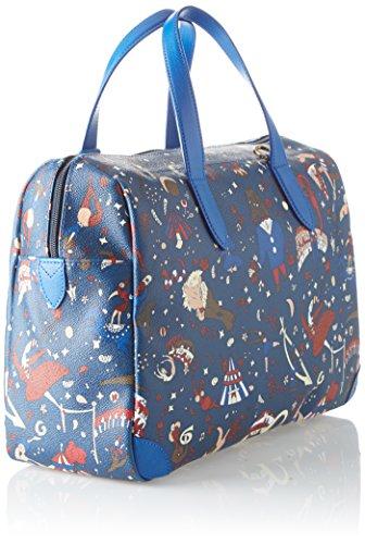 Satchel Mujer Bolsos Mano Azul Guidi Piero bluette De S5g8qBqx
