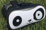 VR box with panda virtual reality headset 3D glasses for all IOS/Android/Windows smartphones within 3.5 - 6.0 inches