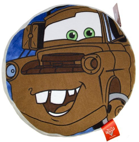 Disney/Pixar Cars Mater Round Decorative Pillow