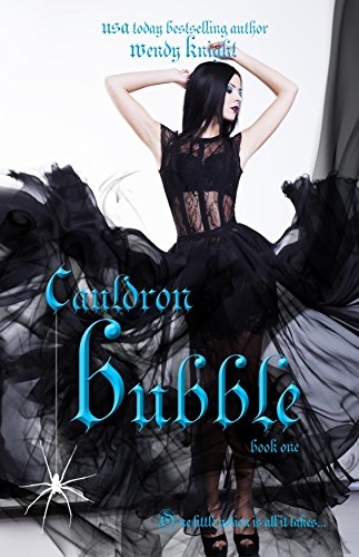 Amazon cauldron bubble a witch story toil trouble book 1 cauldron bubble a witch story toil trouble book 1 by knight fandeluxe Image collections