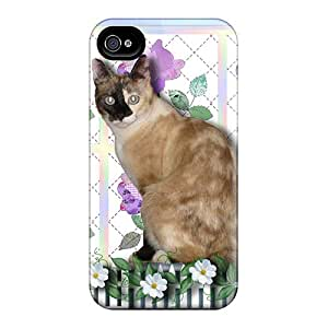 Top Quality Cases Covers For Iphone 6plus Cases With Nice Nuggets Garden Appearance