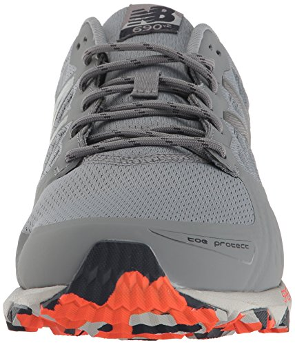 New Balance Herren MT690v2 Responsive Trail Laufschuh Rotguss / Outerspace