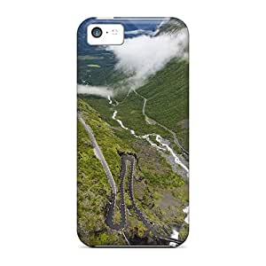 New Arrival Iphone 5c Cases Worlds Best Driving Mountain Road Cases Covers