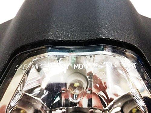 Faro Fanale Anteriore TRIOM per Yamaha MT-03 660 2006-2011