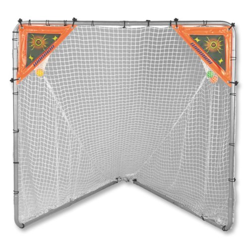 Warrior 2.0 Corner Goal Target (One Size, Orange)