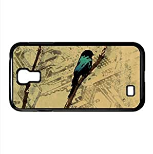 Bird Art Watercolor style Cover Samsung Galaxy S4 I9500 Case