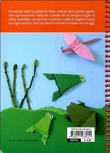 Amazon.it  Origami facili e divertenti. Ediz. illustrata - Giunti Demetra -  Libri c56687bbf0ad