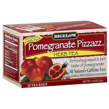 Bigelow Tea - Herb Tea Pomegranate Pizzazz - 20 Tea ()