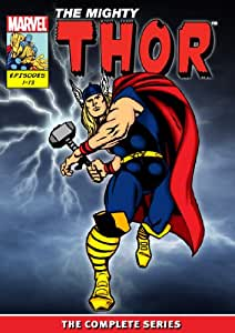 The Mighty Thor - 1966 Complete Series [Reino Unido] [DVD]