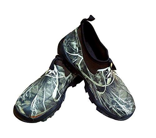 Best Buy! Duck Commander Hey Jack Realtree Waterproof Hunting Shoe Boot
