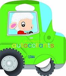 Les tracteurs - Dès 2 ans