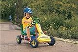 Kettler Kettcar Kabrio Cart, Yellow