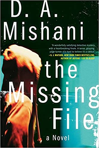 Book The Missing File