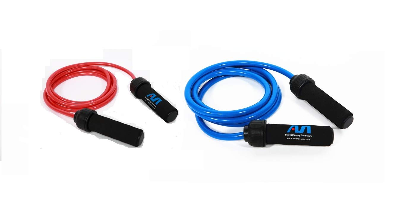 Ader Heavy Power Jump Rope, Weighted Jump Rope (1+2LB)