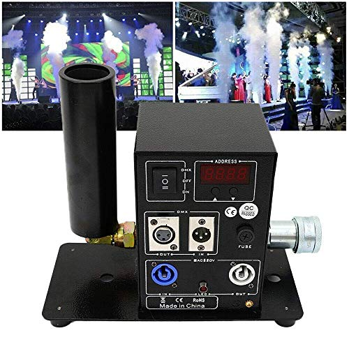 - CO2 Jet Machine, Double Pipe CO2 Jet Machine DJ Club Party Stage CO2 Machine Magic Effect CO2 Smog Maker Fog Machine for Stage Effect Concert Wedding Party (US STOCK)