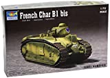 Trumpeter 1/72 French Char B1 Tank
