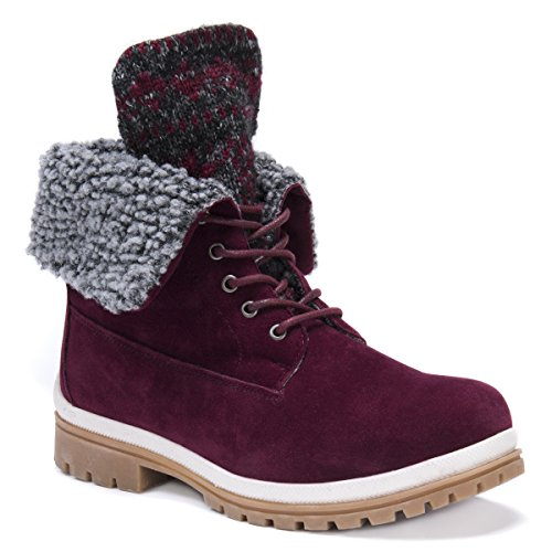 Boot Women's Fashion MUK LUKS Chianti Megan xwS16gqBR