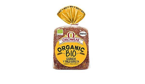Oroweat Organic Bio Quinoa y Trigo Espelta, pan ...