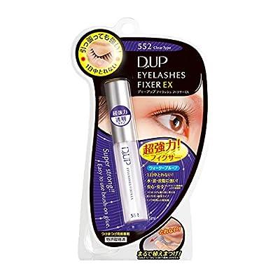 DUP Eyelash Fixer EX 552 Clear type