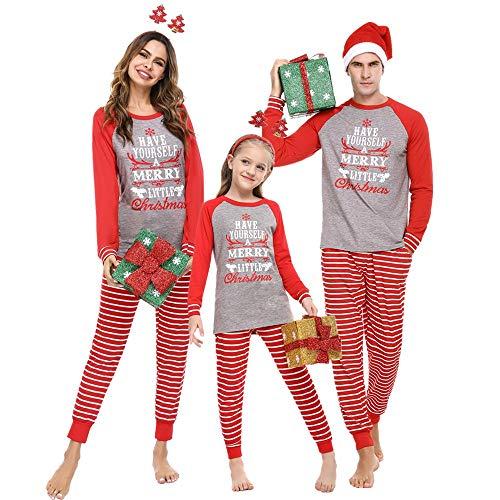 Pijamas Navideños para toda la Familia