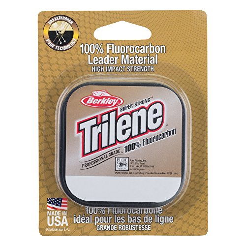 Berkley Trilene Fluorocarbon 100FL Leader Material Line