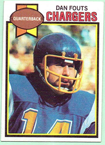 - Dan Fouts 1979 Topps #387 - San Diego Chargers