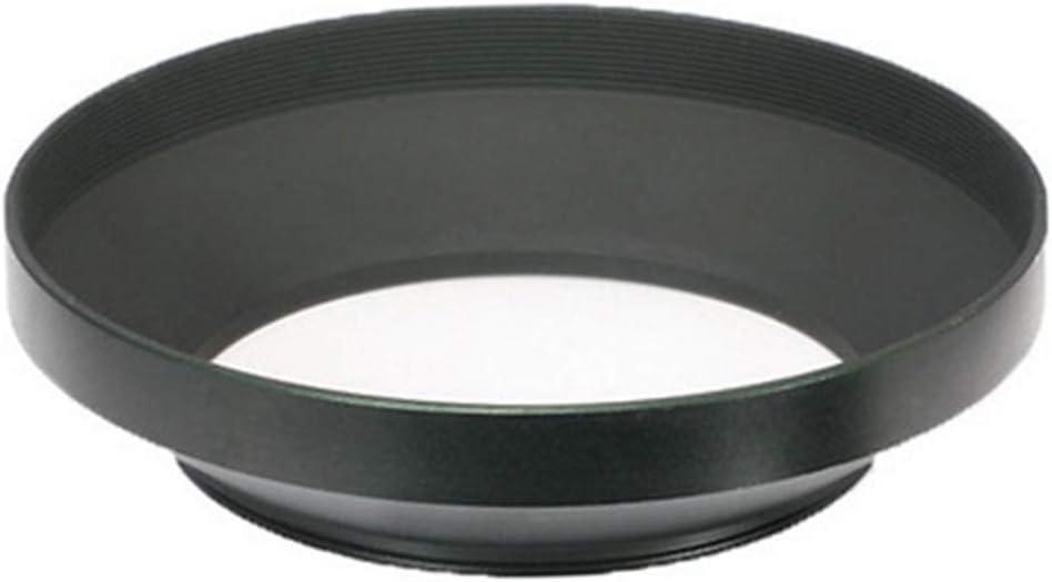 Balaweis 37mm Metal Wide Angle Lens Hood Lens Dusting Cleaning Pen 58MM Lens Cap for DSLR Camera